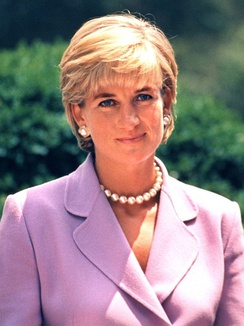 Diana, Princess of Wales was married to Prince Charles from 1981 to 1996. She died in a car accident in 1997.
