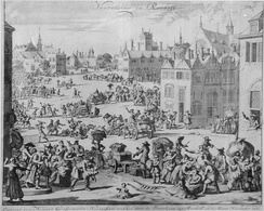 Expulsion from La Rochelle of 300 Protestant families in November 1661