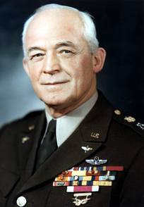 Gen. H.H. Arnold, wearing both Command Pilot and 1913 Military Aviator badges
