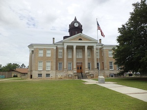 Irwin County Courthouse, Ocilla