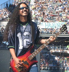 Bassist Mike Inez joined Alice in Chains in 1993