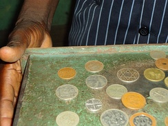 "Nigerian coins from the colonial era until now, popularly known as ""kobo"""