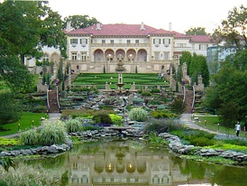 Philbrook Museum of Art, one of the nation's top fifty[195]