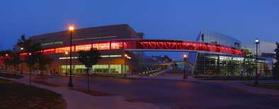 Recreation and Physical Activity Center (RPAC)