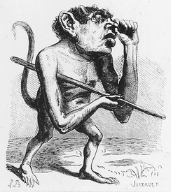 Ronové as depicted in the Dictionnaire Infernal.