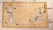7th Map of EuropeThe islands of Sardinia and Sicily
