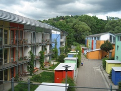 Vauban, Freiburg a sustainable model district