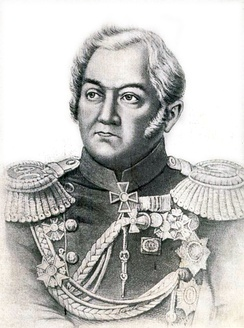 Mikhail Lazarev, 19th-century fleet commander and maritime explorer