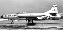 F-94C 51-3562 about 1959