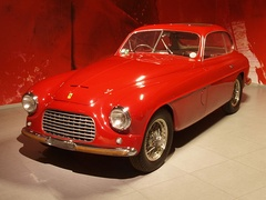 Ferrari 166 Inter Coupé Carrozzeria Touring 1949