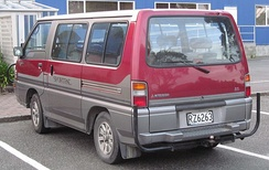 1993 Mitsubishi L300 Sportpac (New Zealand)