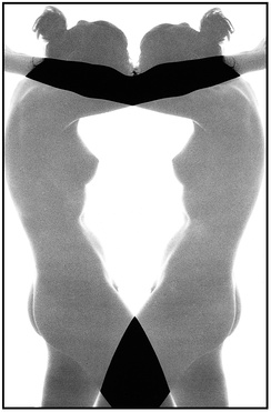 Depiction of nudity has been one of the dominating themes in fine-art photography. Nude composition 19 from 1988 by Jaan Künnap.