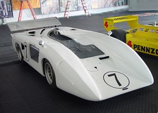 The Chaparral 2H at the  2005 Monterey Historic