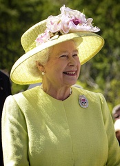 Elizabeth is Head of the Commonwealth and Queen of five Oceanian countries: Australia, New Zealand, Papua New Guinea, Solomon Islands and Tuvalu.