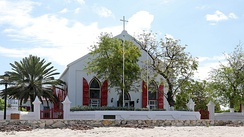 St. Mary's Cathedral, Grand Turk