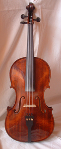 3-stringed viola, used in Hungarian and Romanian folk music