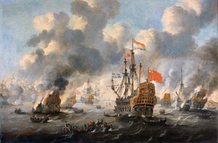 The Dutch Raid on the Medway in 1667 during the Second Anglo–Dutch War