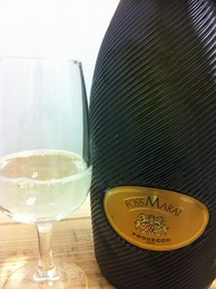 A Prosecco sparkling wine from Italy.
