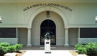 LSU Athletic Hall of Fame - Jack and Priscilla Andonie Museum