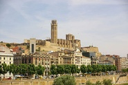 The city of Lleida