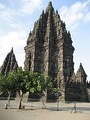 Prambanan, the largest Hindu Temple in Indonesia
