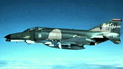 562d Tactical Fighter Training Squadron McDonnell Douglas F-4G Phantom 69-7234