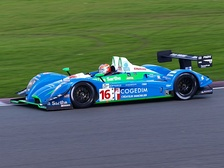 A Pescarolo 01-Judd used by Pescarolo Sport in the Le Mans Series