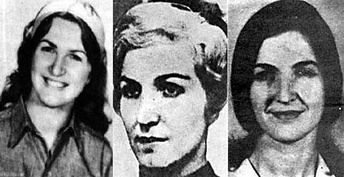 During her years working for the Cuban government (1961–1967), Bunke utilized various disguises. These included a Czech woman Marta Iriarte, Haydée González, and Vittoria Pancini, an Italian citizen travelling in Europe.[1]