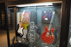 Auction of Clapton's guitars and amps in aid of the Crossroads Centre