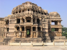Sahastra Bahu Temples, Gwalior Fort