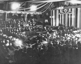 Alberta's first Legislature, Edmonton, 1906