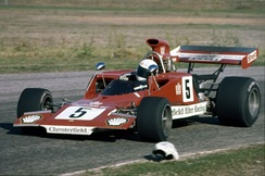 Bartlett placed 2nd in the 1972 Australian Drivers' Championship driving a Lola T300