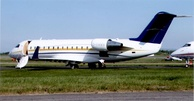 Bombardier Challenger 850 jet – same model which Beyoncé bought for Jay-Z on Father's Day[169]