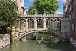 St John's College Bridge of Sighs