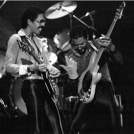 Brothers Johnson in 1980