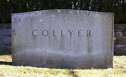 Bud Collyer's grave