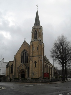 Church of Our Lady of Ransom, Eastbourne, East Sussex