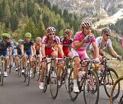 Starting in 1909, the Giro d'Italia is the Grands Tours' second oldest[265]