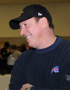Jim Kelly in 2010