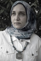Sudanese author Leila Aboulela