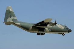 Brazilian Air Force C-130 (L-382)