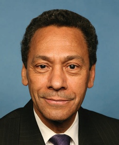 Mel Watt, who was re-elected as the U.S. Representative for the 12th district