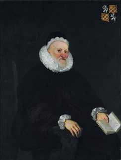 "Sir Randolph Crewe, the Chief Justice of the King's Bench, who was dismissed by Charles I for refusing to declare the ""forced loans"" legal."