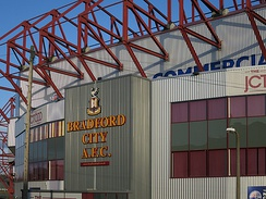 ITV Digital's collapse contributed to Bradford City F.C. being put into administration