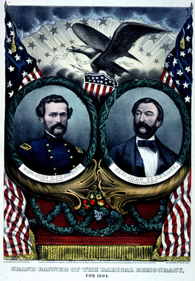 Frémont and Cochrane campaign poster