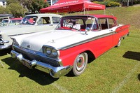 1960-61 Australian built Fairlane 500 with revised grille