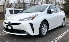 The fourth generation Prius was released in Japan in December 2015.