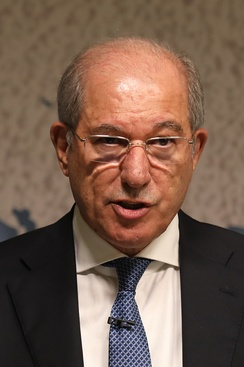 Ahmet Üzümcü, former Director-General of the OPCW