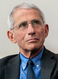 Anthony Fauci, class of 1962, head of the National Institute of Allergy and Infectious Diseases