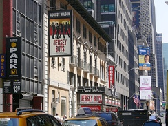 The August Wilson Theatre, New York City